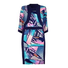 GEORGEDÉ Bolero & Dress - Plus Size Collection