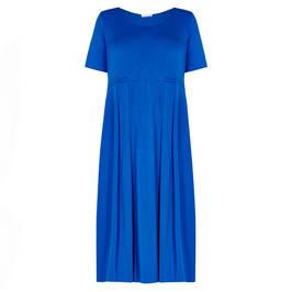 LUISA VIOLA BLUETTE DRESS - Plus Size Collection