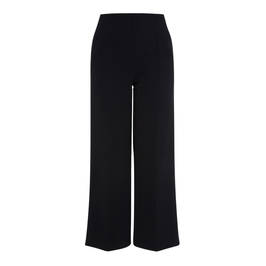 MARINA RINALDI TRIACETATE PALAZZO TROUSERS  - Plus Size Collection