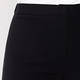MARINA RINALDI BLACK STRAIGHT LEG TROUSER
