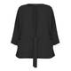 Marina Rinaldi relaxed suiting JACKET in black