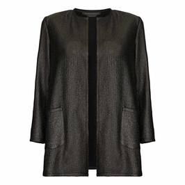 Marina Rinaldi BLACK JACKET - Plus Size Collection