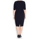 Marina Rinaldi Navy DRESS