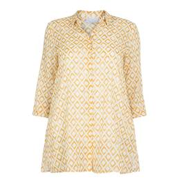 MARINA RINALDI PRINTED SHIRT - Plus Size Collection