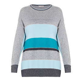 ELENA MIRO WOOL SWEATER WITH LUREX - Plus Size Collection