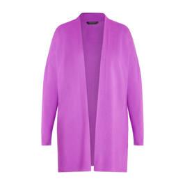MARINA RINALDI SWEATER MAGENTA - Plus Size Collection