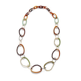 Loop and bead chain  - Plus Size Collection