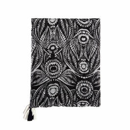 PERSONA BY MARINA RINALDI PRINT SCARF - Plus Size Collection