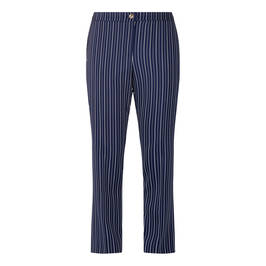 PERSONA BY MARINA RINALDI TROUSER PINSTRIPE - Plus Size Collection
