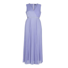 PERSONA BY MARINA RINALDI LILAC GOWN OPT SLEEVE - Plus Size Collection