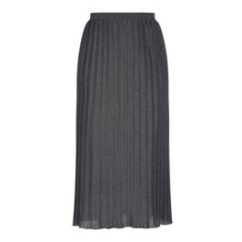 VERPASS PLEATED MAXI SKIRT - Plus Size Collection