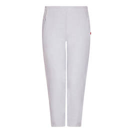 VETONO LINEN TROUSER SILVER - Plus Size Collection