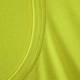 Marina Rinaldi chartreuse scoop neck long sleeve jersey top