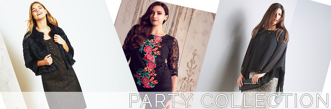 Plus Size Party Collection