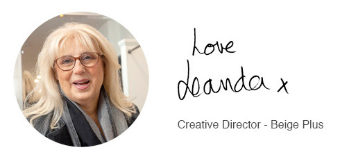 Thank you for subscribing - Love Leanda
