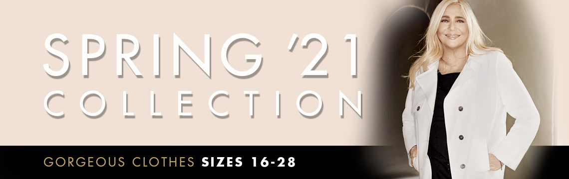 Beige Plus - The luxury plus size destination for women - Spring New Arrivals