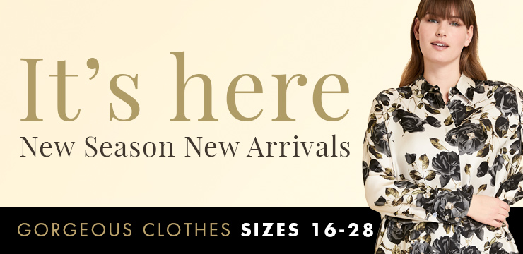 Beige Plus - The luxury plus size destination for women - NEW SEASON - NEW ARRIVALS