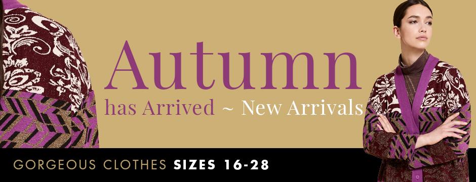 Beige Plus - The luxury plus size destination for women - AUTUMN - NEW ARRIVALS