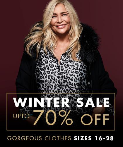 Beige Plus - The luxury plus size destination for women - Winter Sale Now On
