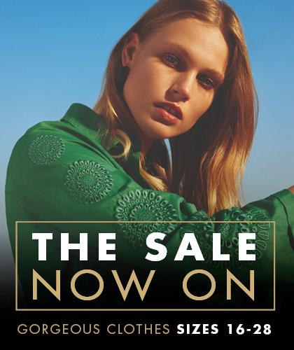 Beige Plus - The luxury plus size destination for women - Summer Sale 2021