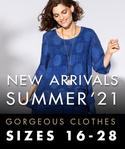 Beige Plus - The luxury plus size destination for women - Summer New Arrivals