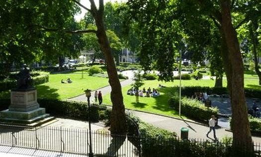 Bloomsbury Square near BEIGE