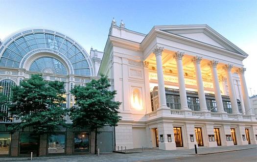 Royal Opera House near BEIGE