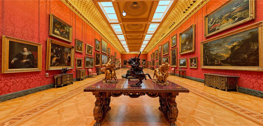 The Wallace Collection - Interior