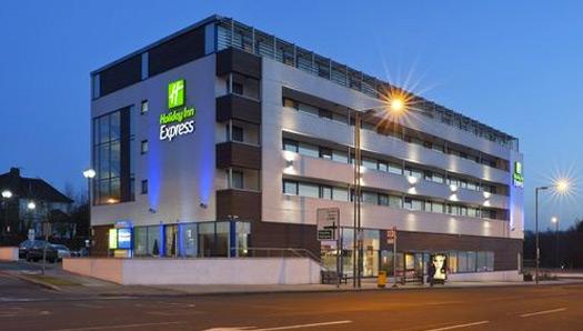 Holiday Inn Express near BEIGE