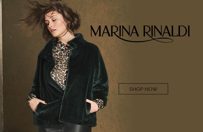 Marina Rinaldi Plus Size Clothing   London UK   Beige Plus aa2853adc6