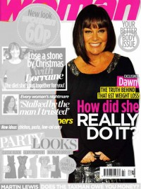 dawn french woman