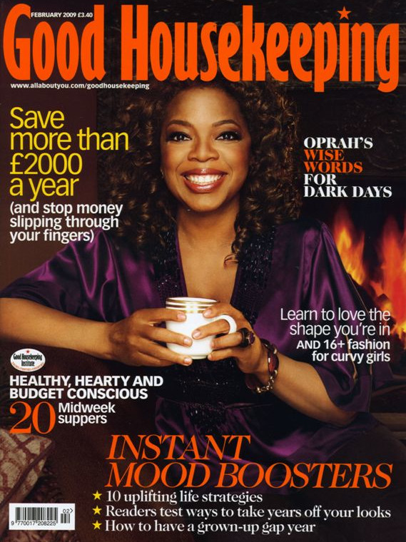 Good Housekeeping February 2009