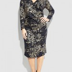 Fabulous plus size dresses for Christmas parties