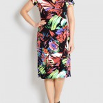 Beautiful Blooms & Fabulous Florals for curvy girls