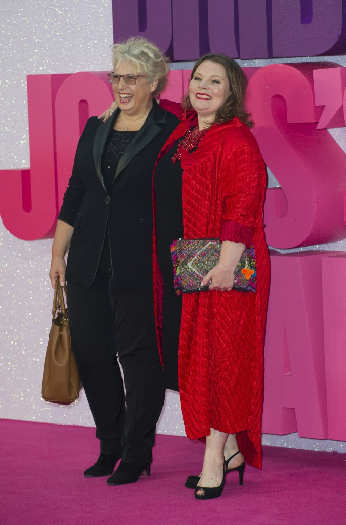 Joanna Scanlan and Leanda Walters