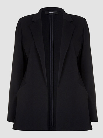 Elena Miro Black Tailored Jacket