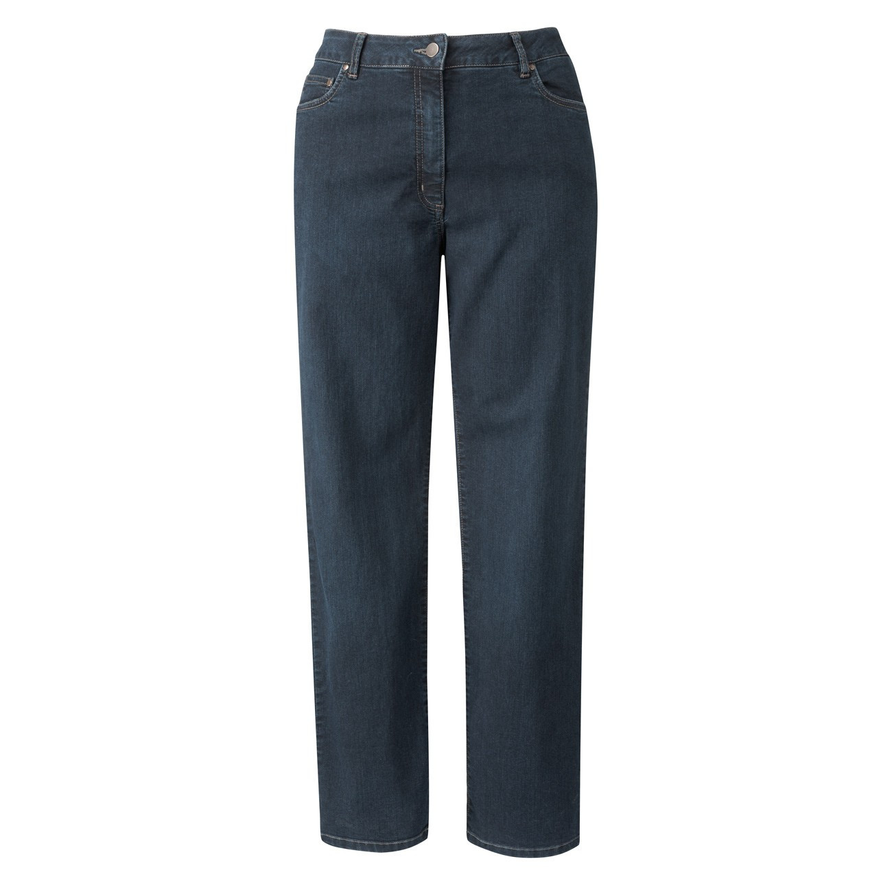 NP Blue Denim Straight Leg Jeans