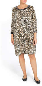marina-rinaldi-animal-print-dress