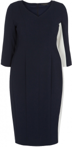 marina-rinaldi-navy-bodycon-dress